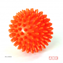 Igelball Ø 63mm - orange