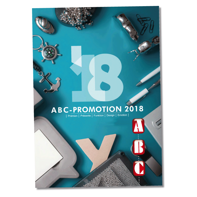 ABC-Promotion Katalog 2018