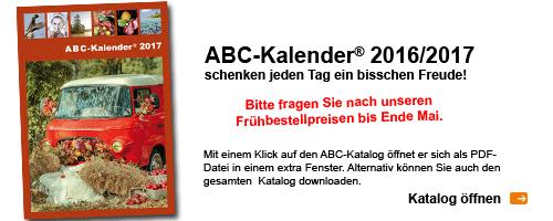 A B C - Kalender 2016-2017
