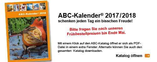 A B C - Kalender 2017-2018