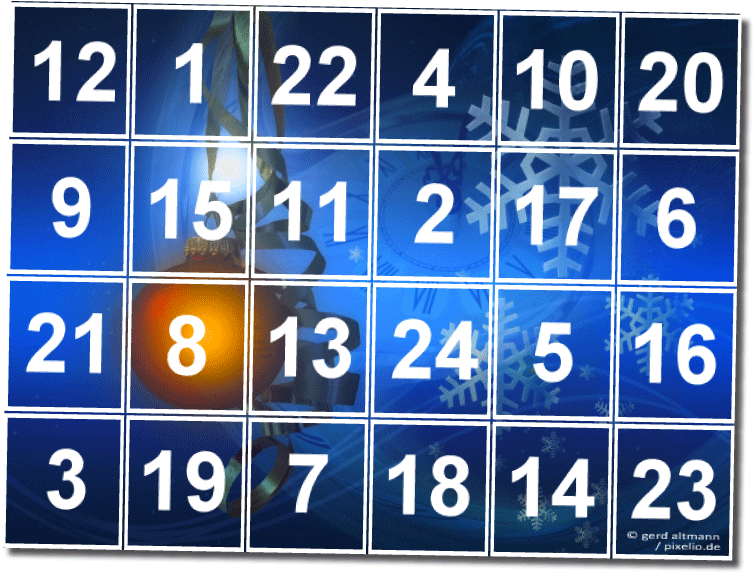 ABC-Adventskalender